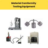 Material Comformity Testing Equipment