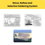 Wave, Reflow and Selective Soldering System
