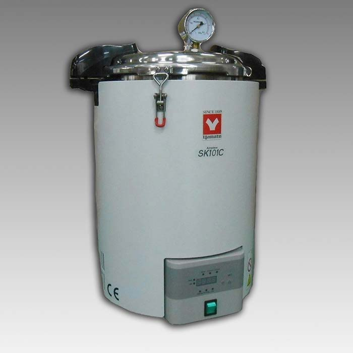 Benchtop Steam Sterilizer (Laboratory Use) (SK101C *Limited product for overseas)